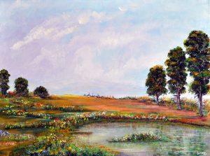 Primavera cuadro Art Josep